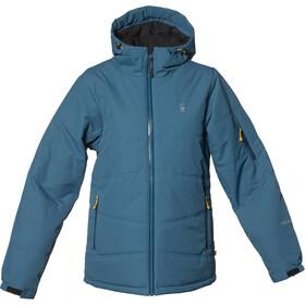 Isbjörn Freeride Winter Jacket Ungdom petrol